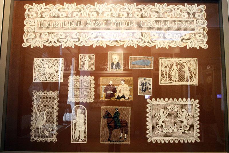 沃洛格达——俄罗斯的花边纺织品之乡
