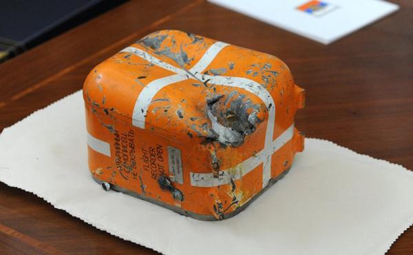 俄罗斯图-154失事飞机第一个黑匣子已被找到
