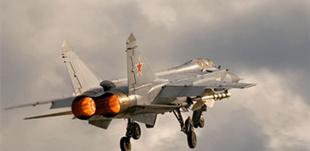 俄罗斯空天军一周内六次拦截外国侦察机