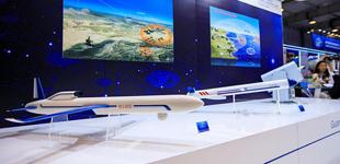 中国航天科工精彩亮相第13届莫斯科航展