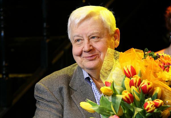 苏联人民演员塔巴科夫辞世