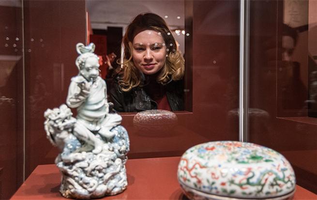 《大明王朝:文人时代的光辉》展览亮相莫斯科克里姆林宫博物馆