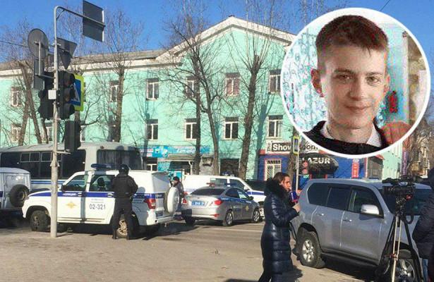 <b>俄布拉戈维申斯克一技校发生枪击事件 造成2死3伤</b>
